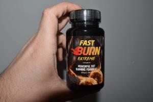Fast-Burn Extreme fettverbrennende Tabletten