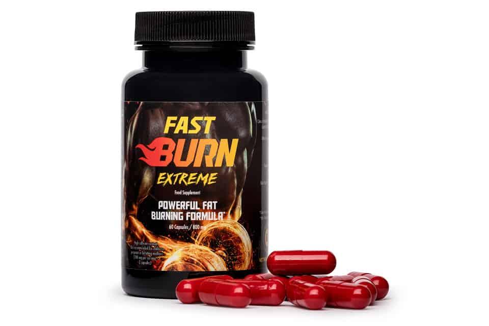 Fast Burn Extreme Fatburner