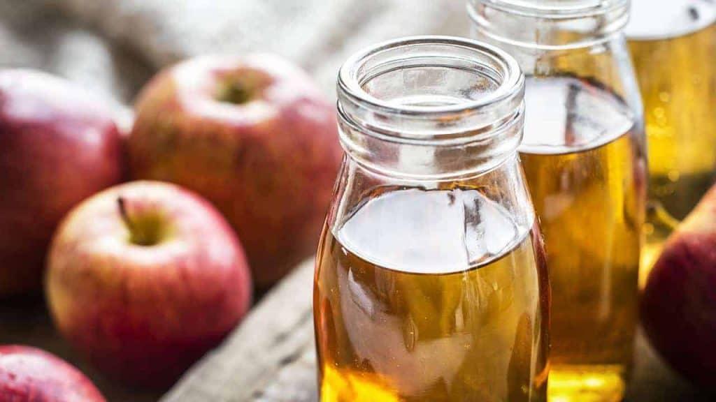 Wie Apfelessig gemacht wird, um Gewicht zu verlieren