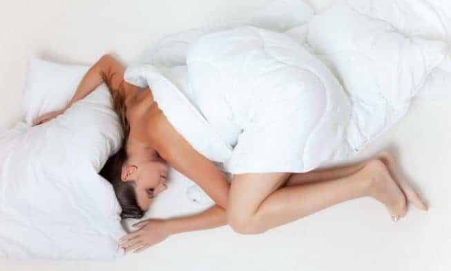 Probleme beim Einschlafen
