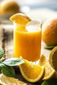 Orangencocktail