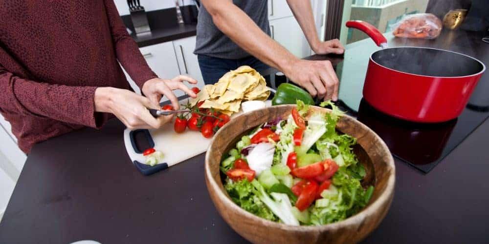 Salat auf Griechisch
