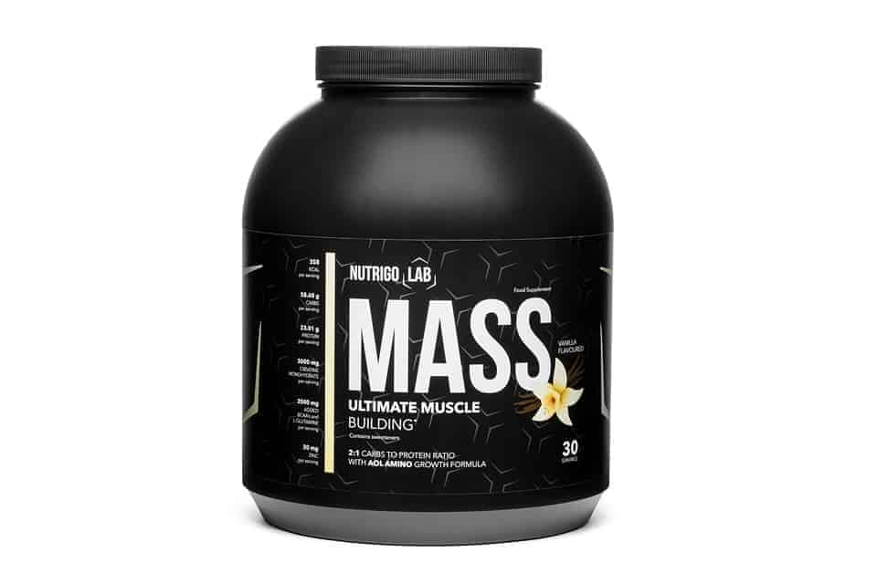 Nutrigo Lab Masse