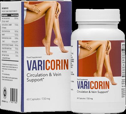 Varicorin Mittel gegen Krampfadern