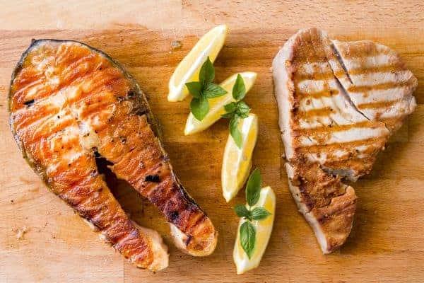 Fisch, Steak