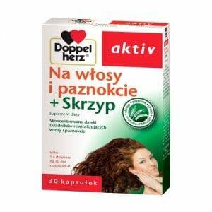 Doppelherz Activ Auf Haare und Nägel + Schachtelhalm