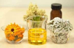 natürliche Pflanzenextrakte
