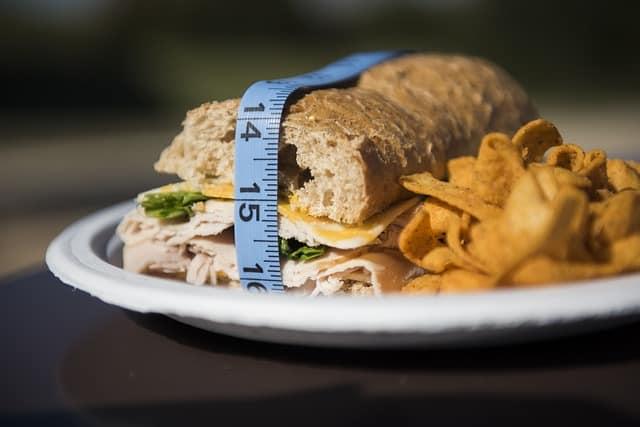 Sandwich  Maßnahme