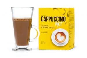 Odchudzający napój kawowy Cappuccino MCT