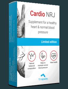 Kardio NRJ Hochdruck-Vorbereitung