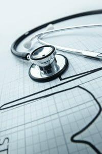 Druckmesser, EKG