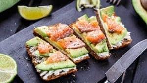 Avocado-Sandwiches