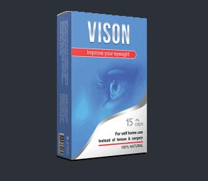 Giftpillen für verbesserte Sehkraft Vison