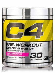 Pre-Workout Cellucor C4 Original