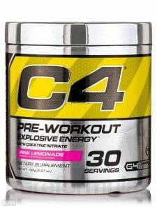 Pre-Workout Cellucor C4 Original