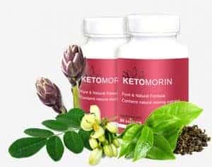 Ketomorin-Abnehmtabletten