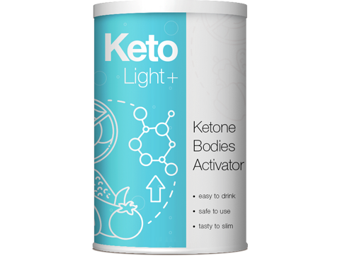een effectieve aanvulling ter bestrijding van overgewicht Keto Light Plus
