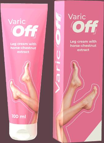 Varicoff-Creme für müde, schwere Beine