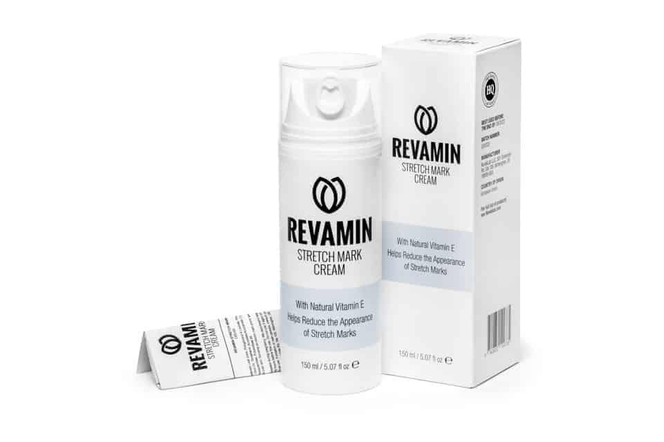 Revamin Stretch Mark Dehnungsstreifen-Creme