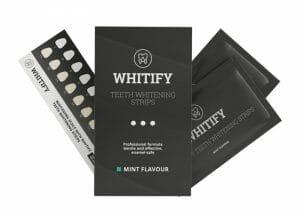 Zahnaufhellungsstreifen Whitify Strips