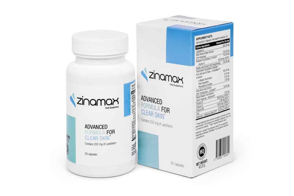 Zinamax Akne-Tabletten
