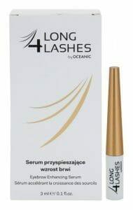 Long 4 Lashes Eyebrow Brow Growth Accelerator Serum